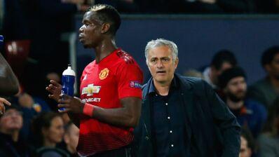"""José Mourinho se paye (encore) Paul Pogba et les """"leaders négatifs"""""""