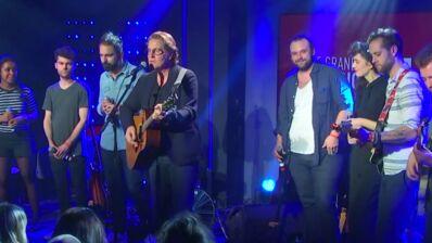 Exclu. Francis Cabrel reprend avec la jeune génération son tube Encore et Encore au Grand Studio RTL (VIDEO)