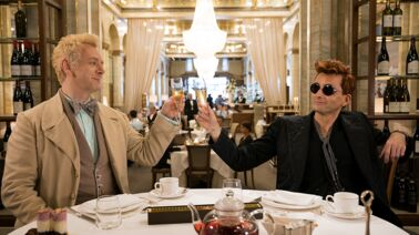 72bb59692fcbd Séries TV. Good Omens (Amazon Prime ...