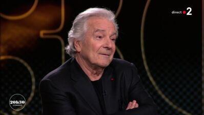 Pierre Arditi regrette de ne pas donner assez de nouvelles à ses amis (VIDEO)