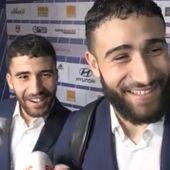 """""""Tu veux que je dise quoi ?"""" : la drôle de séquence entre Nabil Fékir et son petit frère Yassin (VIDEO)"""