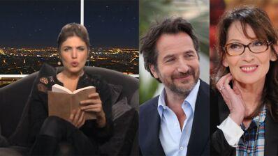 Chantal Lauby multiplie les allusions coquines avec Edouard Baer, une lectrice de Voyage au bout de la nuit fait des commentaires... Le zapping insomniaque (VIDEO)