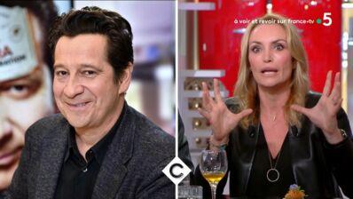 C à vous : Christelle Bardet partage une anecdote très touchante au sujet de son compagnon Laurent Gerra (VIDEO)