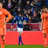 Ligue 1 : en échec face à Strasbourg, Lyon ne se rassure pas avant son match à Barcelone (VIDEO)
