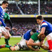 6 Nations : surclassé, le XV de France concède une nouvelle défaite face à l'Irlande (VIDEO)