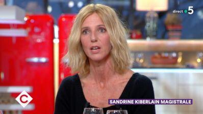 C à vous : Sandrine Kiberlain touche Anne-Elisabeth Lemoine en lui rendant hommage après son violent clash avec Nicolas Dupont-Aignan (VIDEO)
