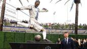 MLS : quand David Beckham se fait piéger par une fausse statue à son effigie (VIDEO)