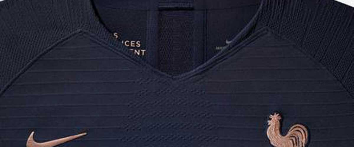 d5200e88390 Nike dévoile les maillots de l équipe de France féminine pour la Coupe du  monde (PHOTOS)