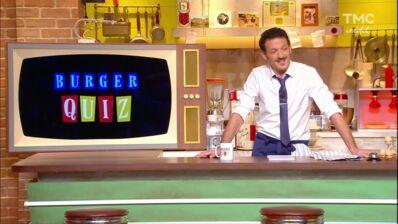 Vincent Dedienne fait presque l'unanimité pour sa première à l'animation de Burger Quiz