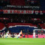 (PHOTOS) PSG – OM : la grève et l'humour des supporters parisiens