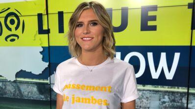 """Match de la mixité du Variétés Club de France : """"J'aurai un ton bienveillant mais je vais chambrer Omar Da Fonseca !"""" (Margot Dumont, beIN Sports)"""