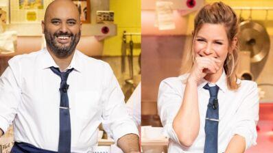 Burger Quiz : Jérôme Commandeur déclare son amour à Marina Fois qui lui répond ... Et c'est très drôle !