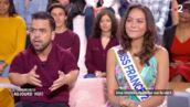 """Quand Vaimalama Chaves se moque """"sans pression"""" de la petite taille d'Anouar Toubali (VIDEO)"""