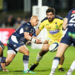 Rugby : un arbitre touché au visage en plein match lors d'Agen/Clermont