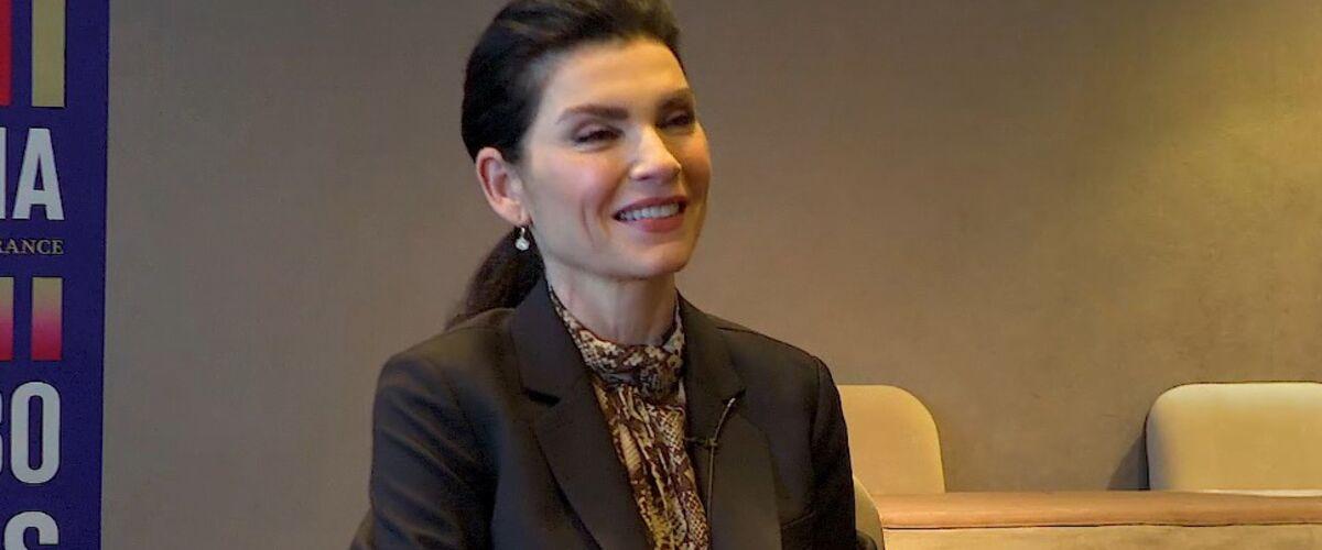 Julianna Margulies : son interview cash sur Trump, la place des femmes à Hollywood, sa carrière... (VIDEO)