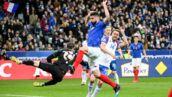 Olivier Giroud devient le 3e meilleur buteur de l'histoire des Bleus