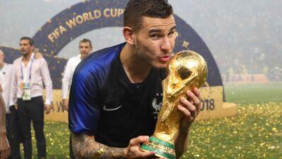 Football : fini l'Espagne, Lucas Hernandez va changer d'air et rejoindre un autre champion du monde !