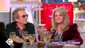 Bonnie Tyler raconte comment elle a douché les ardeurs d'un journaliste après un geste déplacé (VIDEO)