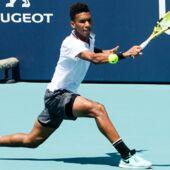 Tennis : qui est le nouveau phénomène Félix Auger-Aliassime ?