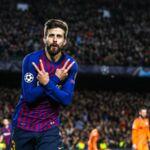 FC Barcelone : découvrez la punchline mythique de Gérard Piqué sur le Real Madrid !
