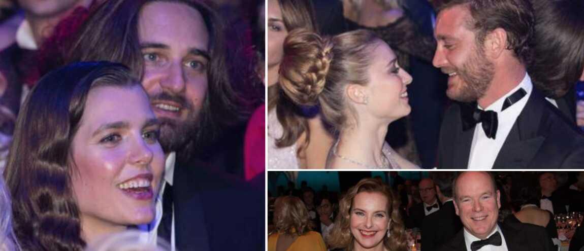Béatrice et Pierre Casiraghi, Charlotte Casiraghi et Dimitri Rassam\u2026 Un Bal  de la Rose sous le signe de l\u0027amour (PHOTOS)