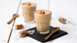 Crème au chocolat et caramel : la recette facile et gourmande