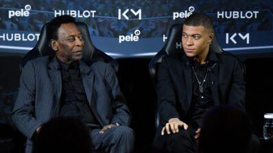 PSG: découvrez les conseils prodigués par Pelé à Kylian Mbappé!