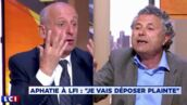 "Gilles-William Goldnadel tacle vivement Jean-Michel Aphatie sur LCI : ""Vous êtes une caricature du journaliste"" (VIDEO)"