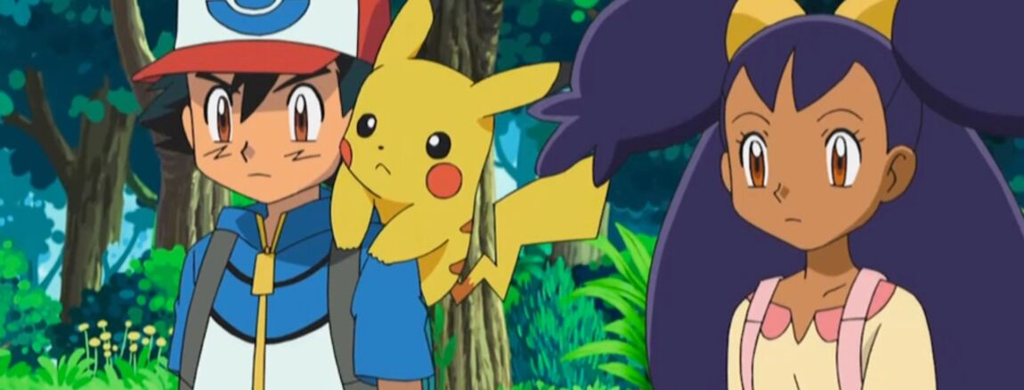 Exclu Pokémon M6 Borné Sacha Se Dispute Avec Sa