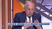 Jean-Michel Aphatie parodié dans un clip de La France Insoumise : le journaliste souhaite déposer plainte