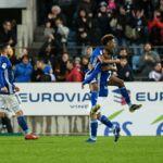 Ligue 1 : après sa victoire en Coupe de la Ligue, Strasbourg écrase Reims, Montpellier se rassure