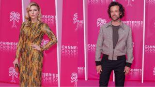 Katheryn Winnick sublime, Romain Duris pailleté, les stars des Mystères de l'amour et de Plus belle la vie… En direct du tapis rose de Canneseries 2019 (PHOTOS)