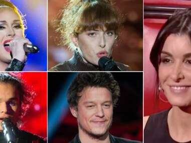 The Voice : Marouen, Poupie, Arezki, Léona Winter, Ina Ich… Que sont devenus les 18 talents de Jenifer après les K.O. ?