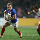 Rugby à 7 : le fabuleux essai français qui offre la victoire face à la Nouvelle-Zélande (VIDEO)