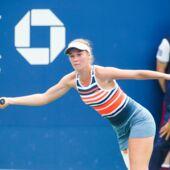 Une joueuse de tennis française mène 6/0 5/0 puis ... perd le match !