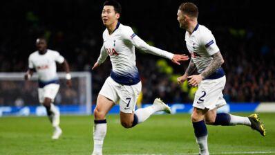 Ligue des champions : Tottenham s'impose contre Manchester City dans le quart de finale 100% anglais (REVUE DE TWEETS)