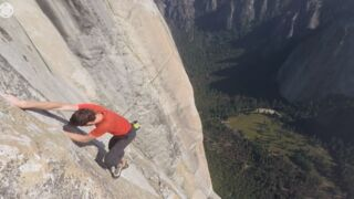 Vidéo 360° : vivez l'ascension incroyable de la falaise El Capitan !