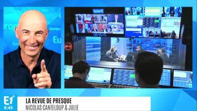 Europe 1 : Mediapart dévoile le montant colossal versé chaque mois à Nicolas Canteloup