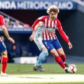 Liga : le superbe but sur coup franc d'Antoine Griezmann avec l'Atlético de Madrid (VIDEO)