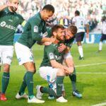 Ligue 1 : Saint-Étienne se rapproche de Lyon après sa victoire contre Bordeaux (REVUE DE TWEETS)