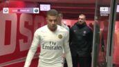 Lille/PSG : l'après-match tendu en coulisses, Kylian Mbappé et Thomas Tuchel s'en prennent à l'arbitre (VIDEO)