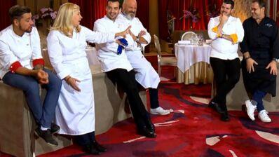 Top Chef 10 : pas d'élimination ce soir mais Florian à la traîne sur les épreuves !