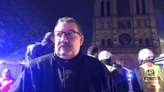 Incendie à Notre-Dame de Paris : qui est Jean-Marc Fournier, l'aumônier qui a permis de sauver quelques-uns des trésors de la cathédrale