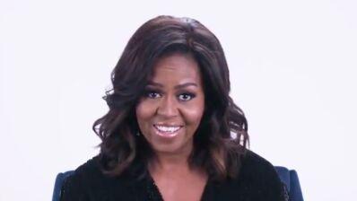 """Michelle Obama envoie un superbe message à Beyoncé : """"Tu me rends si fière et je t'aime"""" (VIDEO)"""