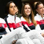Programme TV Tennis : sur quelles chaînes et à quelles heures suivre la demi-finale de la Fed Cup France/Roumanie ?