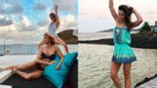 Malika Menard, Marine Lorphelin, Maëva Coucke... Les Miss France s'éclatent en bikini sous le soleil de la Martinique (PHOTOS)