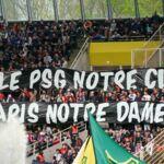 PSG/AS Monaco : découvrez les maillots en hommage à Notre-Dame ! (PHOTOS)