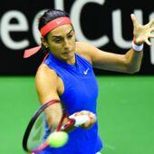 Fed Cup : Garcia remporte son duel face à Buzarnescu et permet à la France de recoller au score !