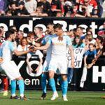 Ligue 1 : sans Balotelli, Marseille bat Guingamp et se rapproche du podium