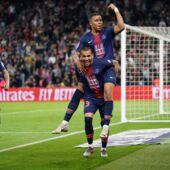 Ligue 1 : grâce à un Mbappé des grands soirs, le PSG fait couler Monaco